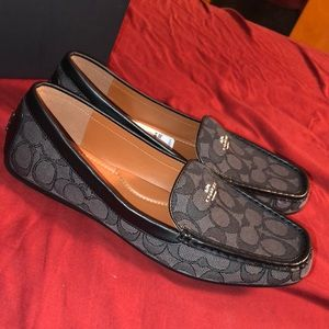 Coach Dress Flats Size 10